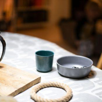 EKOBO BIOBU -astiat on tehty bamu-hartsimassasta
