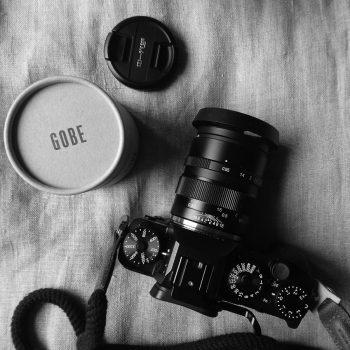 Fujifilm XT-2 ja GOBE UV-filtteri