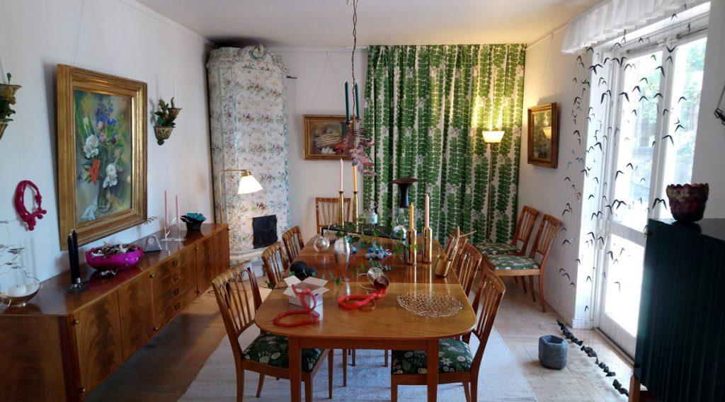 Millesgården – Annen talon interiööri